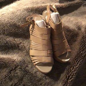 Women's High Heel Wedge Shoes